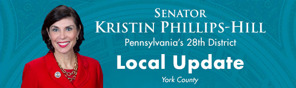 Senator Kristin Phillips-Hill E-Newsletter