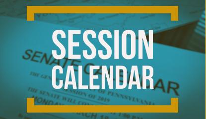 Session Calendar